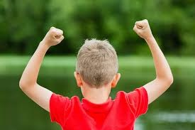 پرورش عزتمندی در کودکان